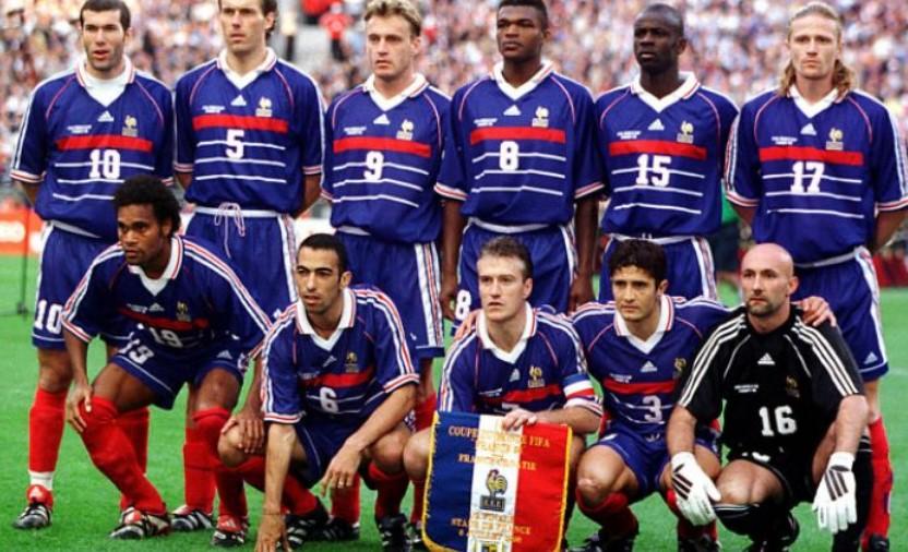 Франция 1998