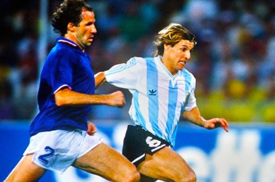 Италия 1990
