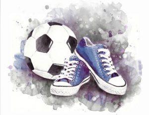 Детские мечты о футболе