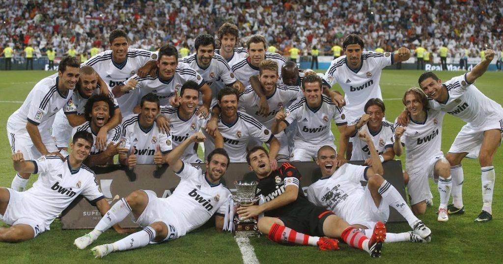 Реал Мадрид.