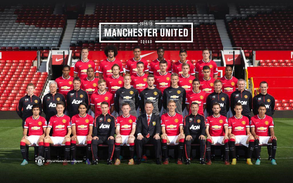 Манчестер Юнайтед.