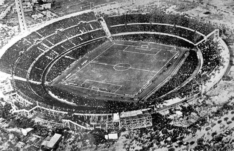 старинный стадион