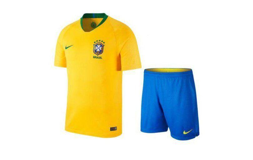 Летний комплект футбольной одежды
