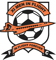 11 Men In Flight