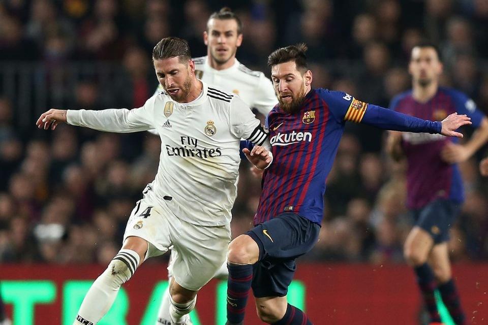 «Барселона», «Реал».