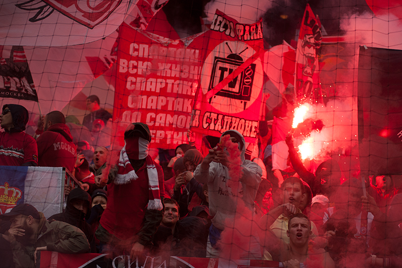 30.04.2011 ЦСКА Спартак.