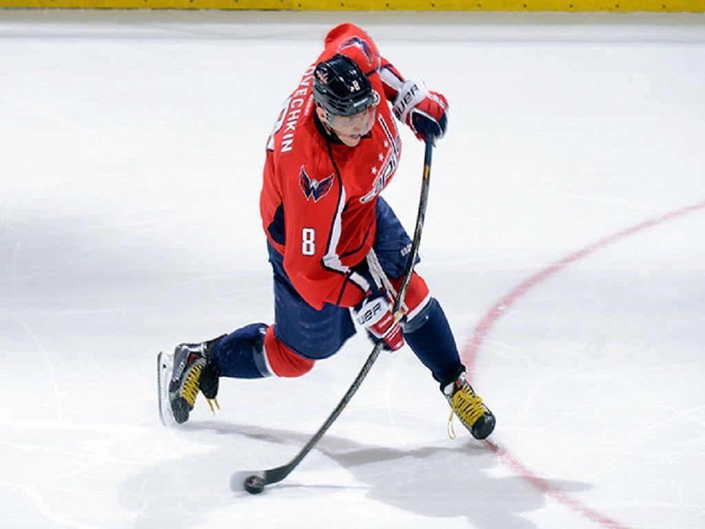Щелчок в хоккее.