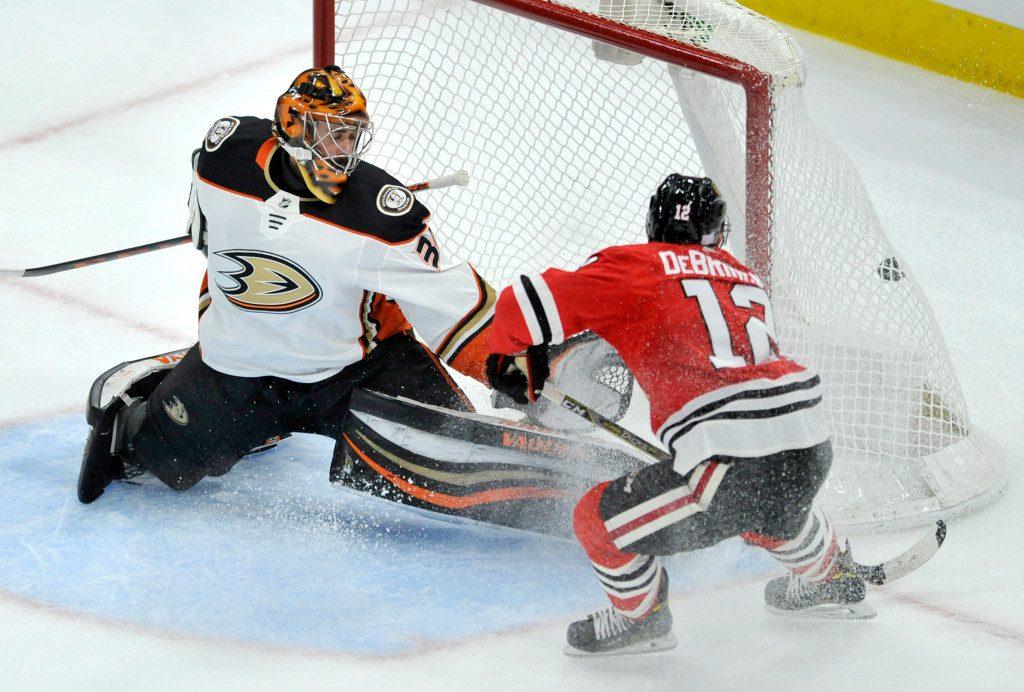 Хет-трик в хоккее.