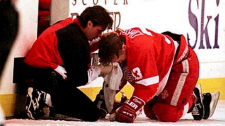 Крис Дрэйпер травма.