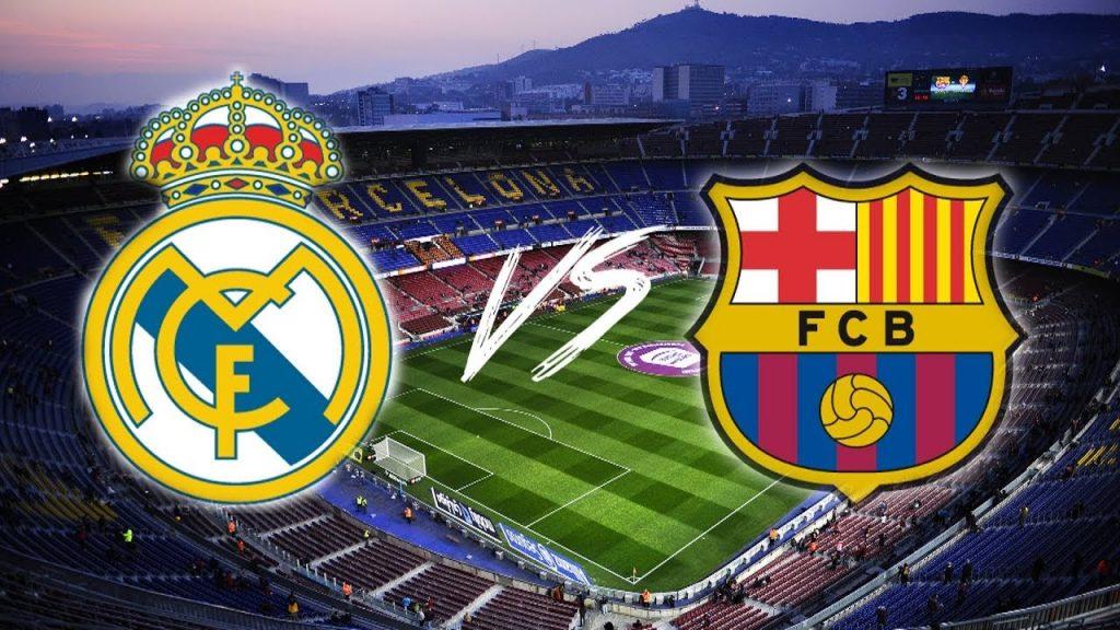 «Барселона» и «Реал».