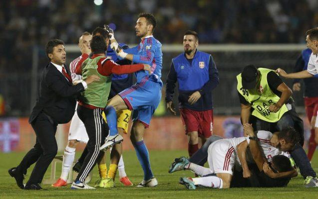 Футболисты, которые враждуют