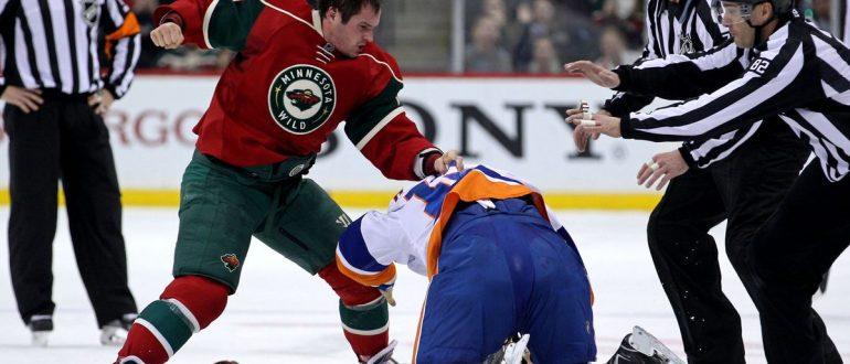 Хоккеисты, имеющие проблемы с законом