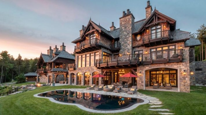 Роскошные дома известных хоккеистов