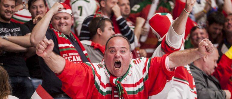 Надо же какие буйные! Самые безумные выходки фанатов хоккея