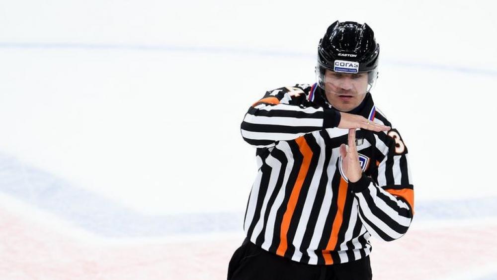 Тайм-аут в хоккее.