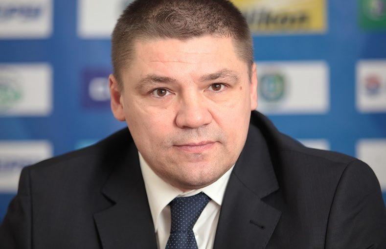Глава профсоюза КХЛ Андрей Коваленко.