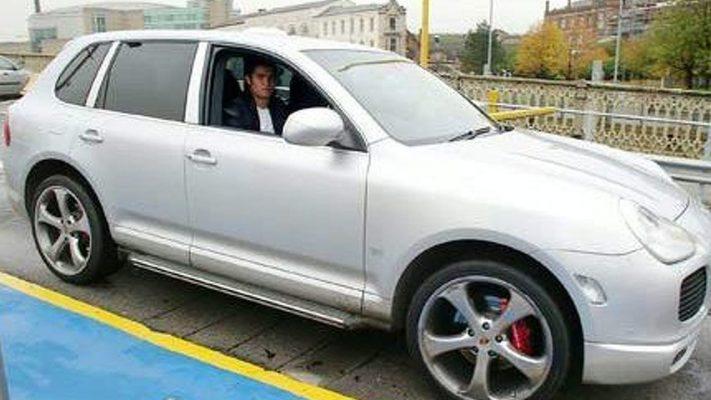 Porshe Cayenne Turbo