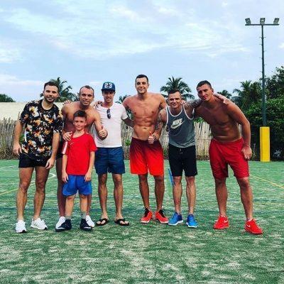 Российские футболисты, играющие за рубежом