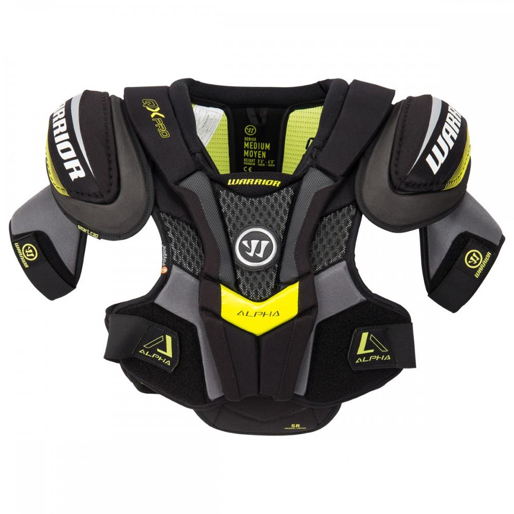Warrior Alpha QX Pro.