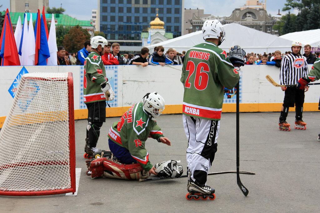 роллер хоккей