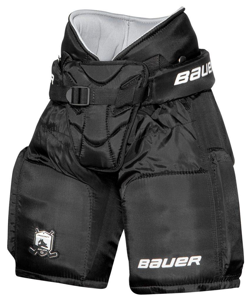 Шорты хоккейного вратаря Bauer.