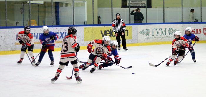 детски хоккей