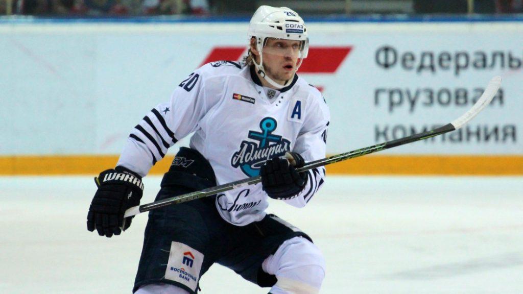 Антон Волченков.