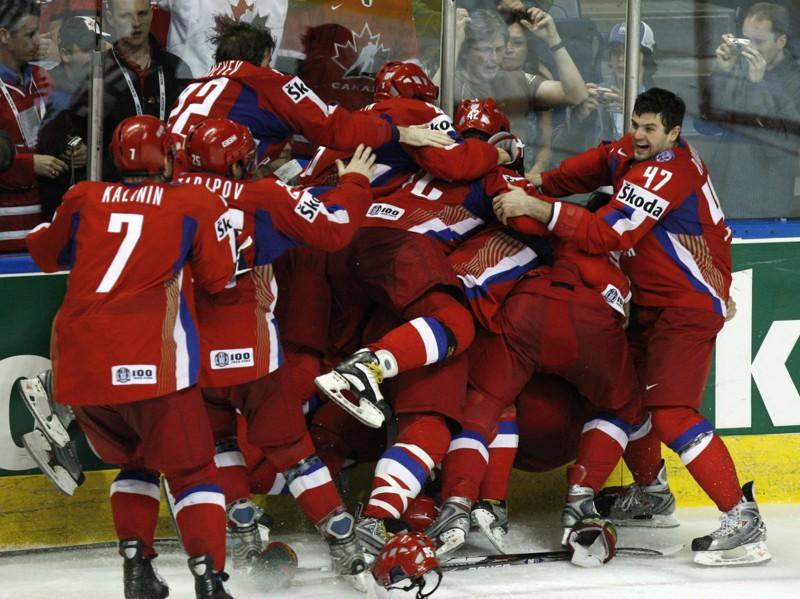 Россия Канада 2008 финал.