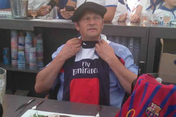 Мэр французского городка Мон-де-Марсана Шарль Дею