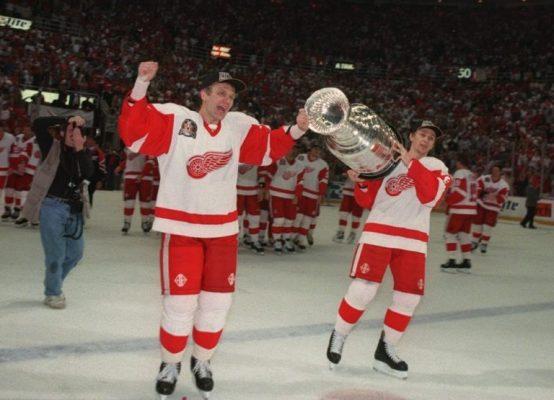 Российские хоккеисты обладатели Кубка Стэнли