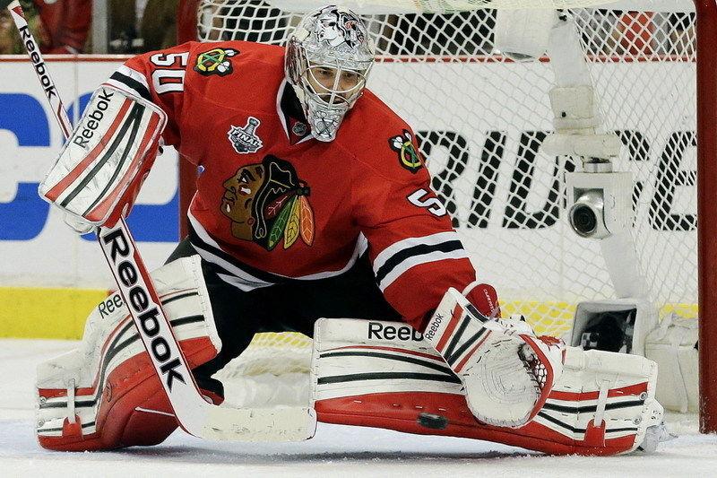 вратарь в хоккее