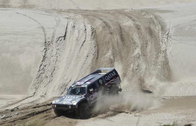 Ралли Дакар 2012 трасса.