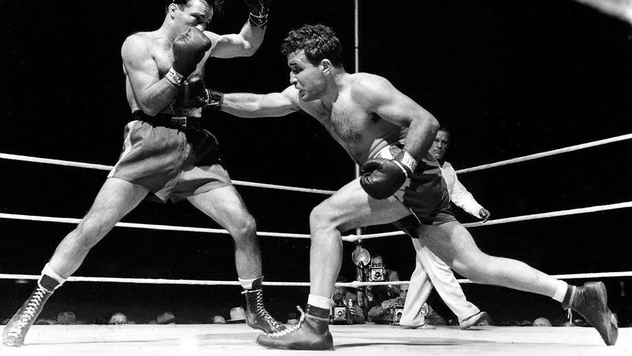 Бокс в 1947 году.