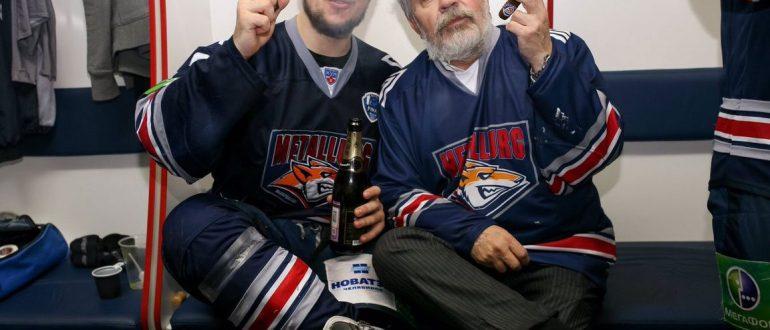 Хоккеисты, которые курят втайне ото всех