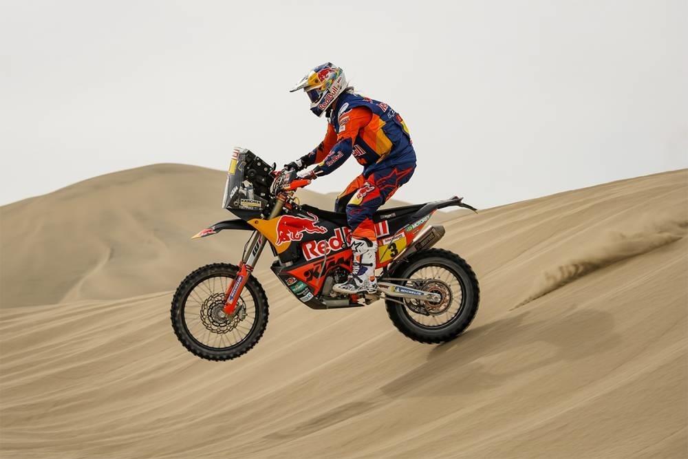 Чемпион ралли «Дакар» 2019 мотоциклы.