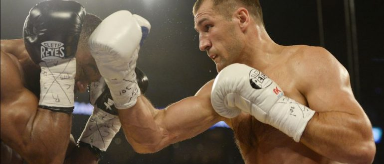 Как начисляют зарплату боксёру