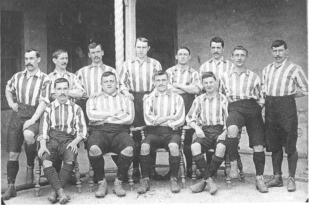 Старый футбольный клуб «Шеффилд» .