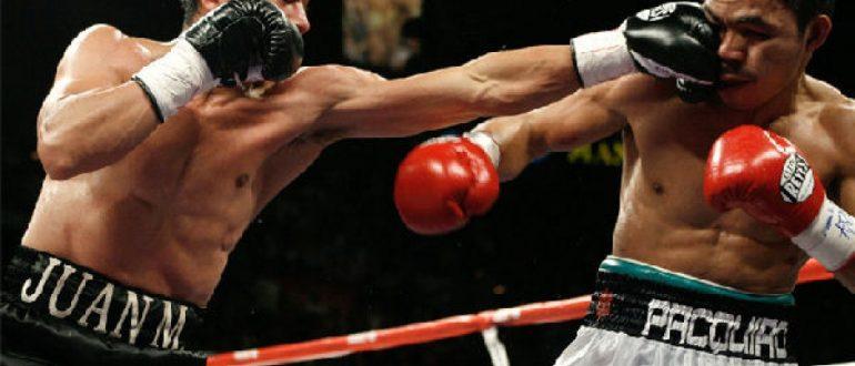 Свинг в боксе.
