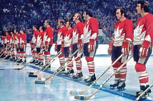 Канадские хоккеисты, начиная с 70-х годов