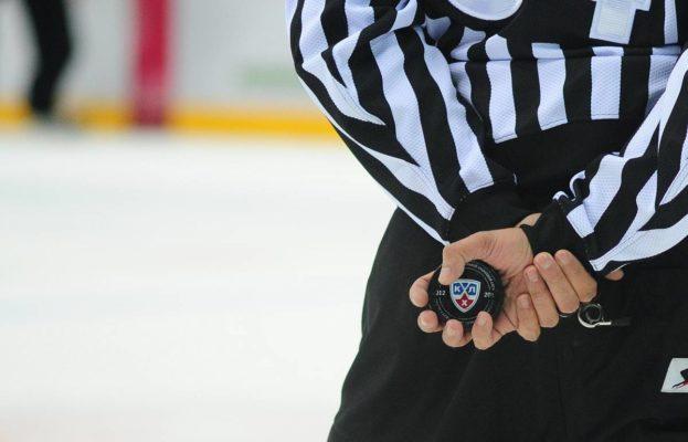 Как стать хоккейным судьёй в России