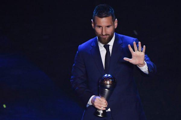 Месси - лучший игрок 2019