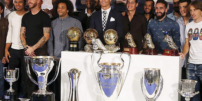 Самые богатые футбольные клубы