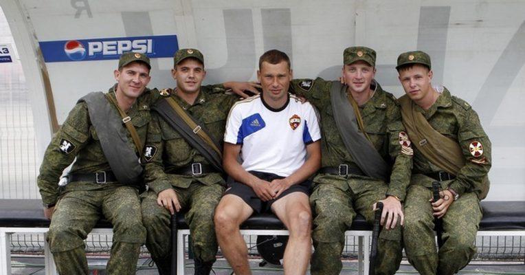 Почему отечественные футболисты не служат в армии