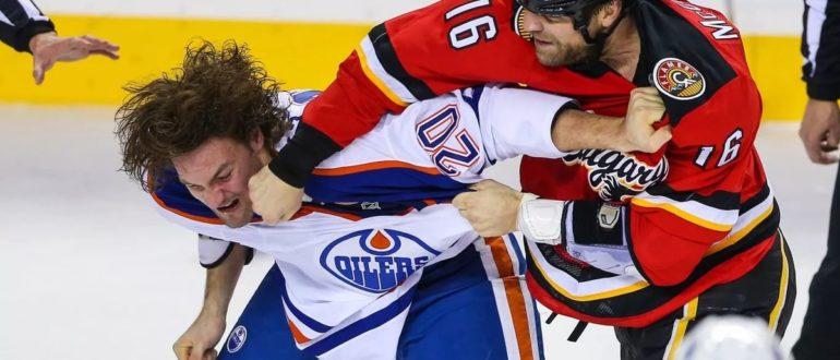 9 самых «грязных» хоккейных приёмов в истории