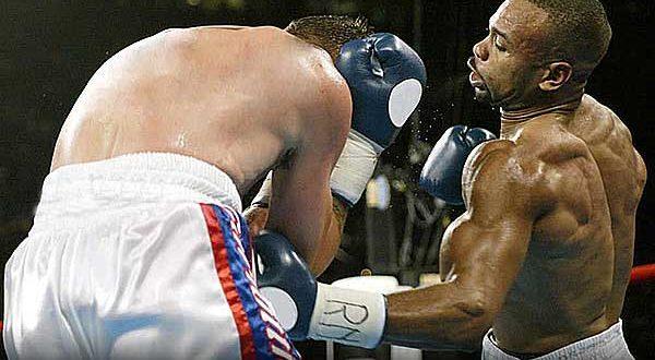 Запрещенные приёмы в боксе