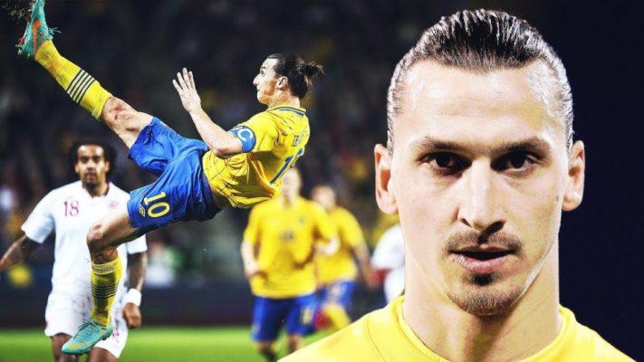 Мои самые любимые голы Златана Ибрагимовича за сборную Швеции