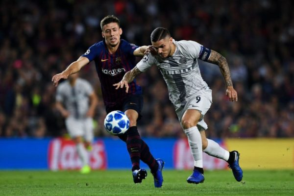 «Барселона» – «Интер»