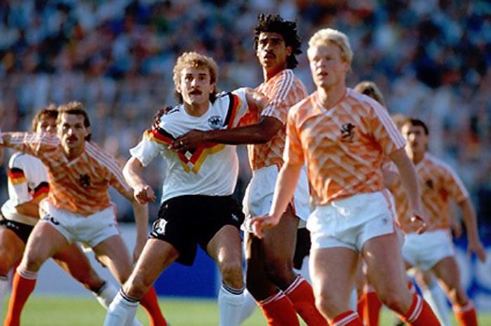 СССР — Нидерланды (1988)