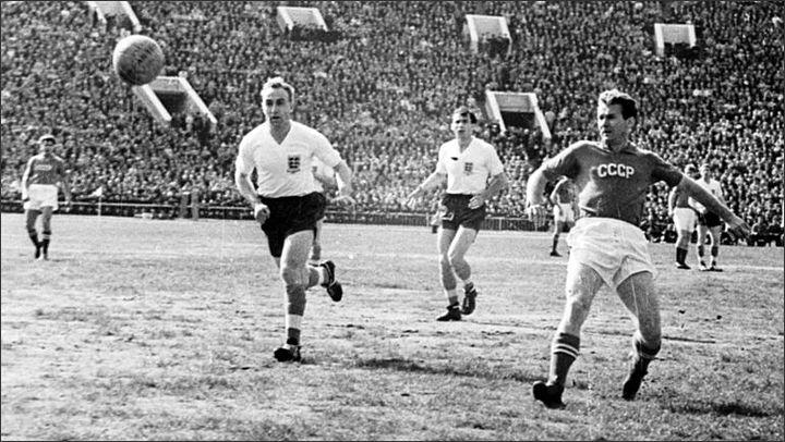 СССР — Англия (1958)