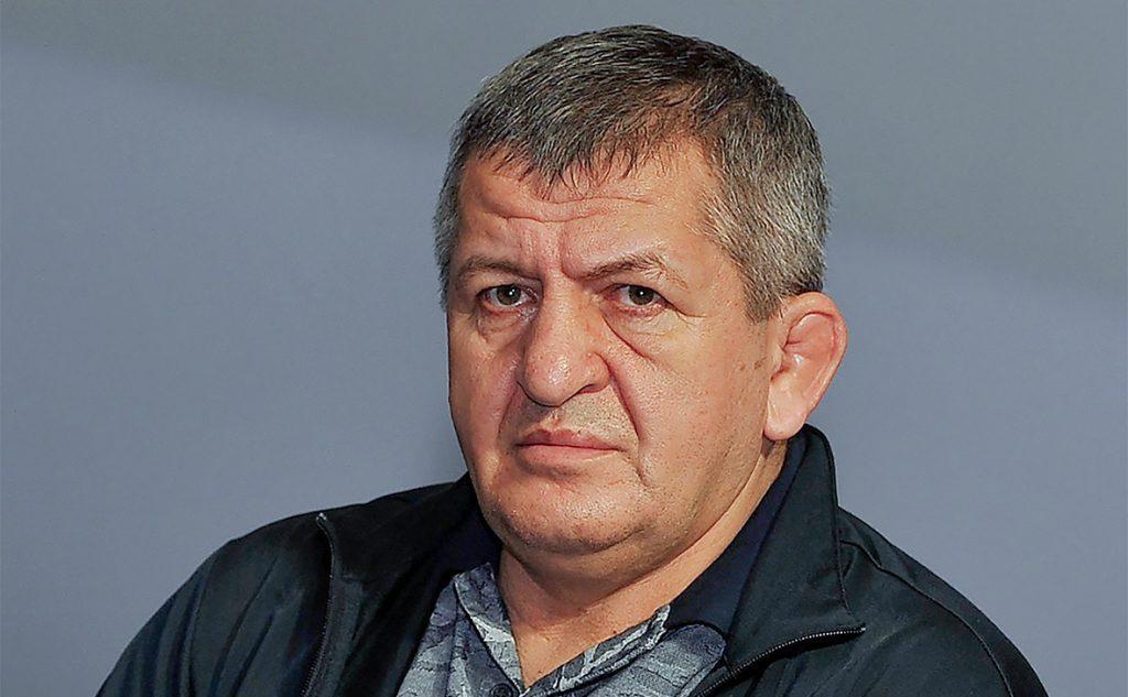 Абдулманап Магомедович Нурмагомедов